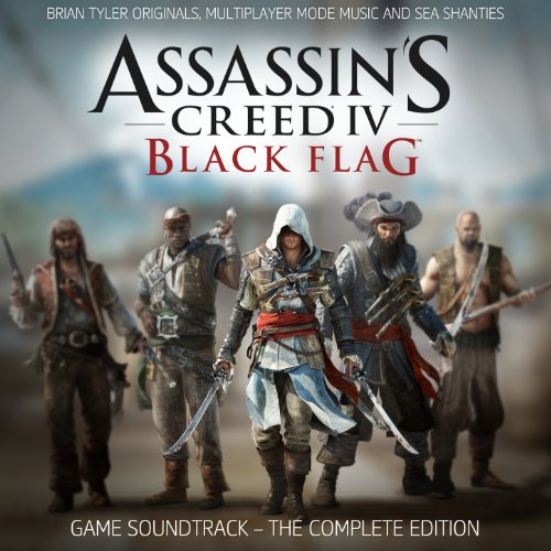 Amazon music various artistsassassins creed 4 black flag assassins creed 4 black flag the complete edition original game soundtrack voltagebd Image collections