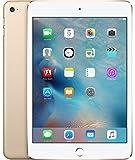 SIMフリー Apple iPad mini 4 Wi-Fi+Cellular 128GB 香港版 4G LTE A1550 (ゴールド)