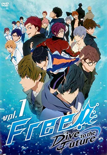Free! -Dive to the Future- 1