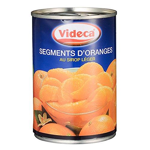 ビデカ オレンジセグメント / 425g TOMIZ/cuoca(富澤商店) 缶詰・瓶詰 その他缶詰・ビン詰