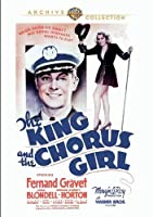 The King and the Chorus Girl [DVD]