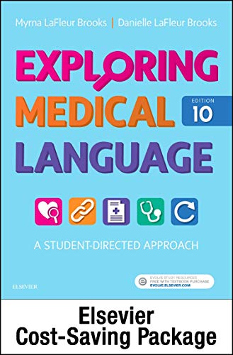 Download Medical Terminology Online for Exploring Medical Language (Access Code and Textbook Package), 10e 0323427979