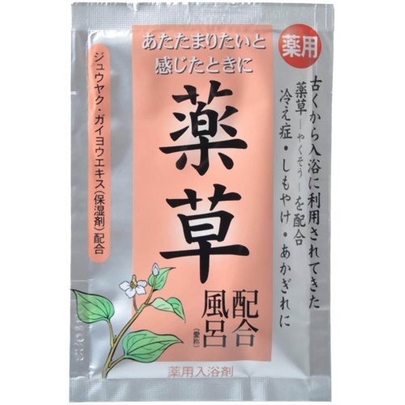 なので運営泣いている古風植物風呂 薬草配合風呂 25g(入浴剤)
