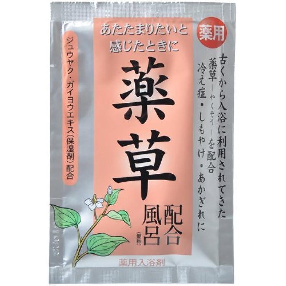 放送ウール未知の古風植物風呂 薬草配合風呂 25g(入浴剤)