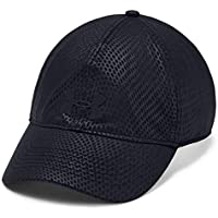 Under Armour Mens Hat 1306298, Black, One Size Fits All