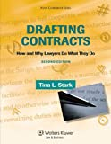 Drafting Contracts: How and Why Lawyers Do What They Do (Aspen Coursebook Series) (English Edition) 画像