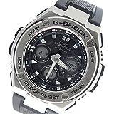 カシオ CASIO Gショック G-SHOCK Gスチール G-STEEL クオーツ メンズ 腕時計 GST-S310-1A ブラック [並行輸入品]