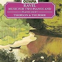 Ravel;Piano Duets
