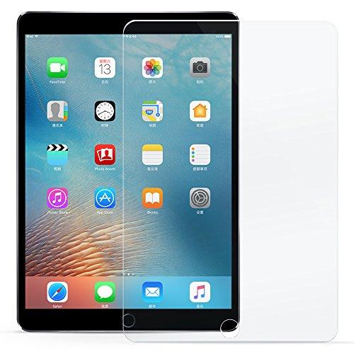 ESR iPad2/iPad3/iPad4 フィルム 三倍強化旭硝子 硬度9H 0.3mm 気泡防止 指紋付きにくい 高透明度 iPad2/iPad3/iPad4専用 液晶保護フィルム