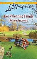 Her Valentine Family (Steeple Hill Love Inspired)
