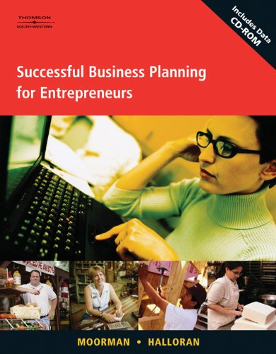Download Successful Business Planning For Entrepreneurs 0538439211