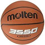 molten(モルテン) バスケットボール 練習球 人工皮革 6号球 B6C3550