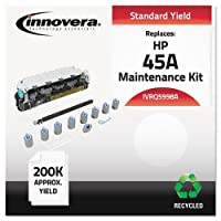 q5998a再生、q599867904(4345) メンテナンスキット、200000Yield by Innovera (Catalog Category :コンピュータ/Supplies &データストレージ/プリンタ装置/アクセサリー)