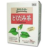 野草茶房 どくだみ茶 36P(108g)