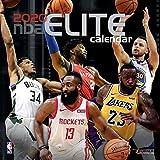 NBA Elite 2020 Calendar 画像