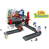Little Treasures Kids Parking Garage Playセット