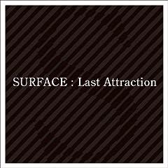 SURFACE「Re:START」の歌詞を収録したCDジャケット画像