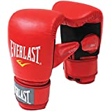 Everlast Authentic Training Glove, Red