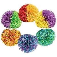 Koosh ball- Colors May vary- 2パック