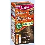 ビゲン 香りのヘアカラー 乳液 3D 落ち着いた明るいライトブラウン × 10個セット
