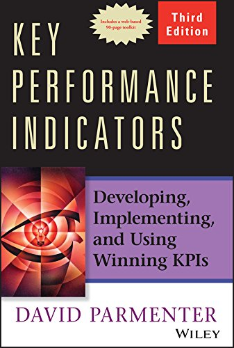 amazon key performance indicators developing implementing and