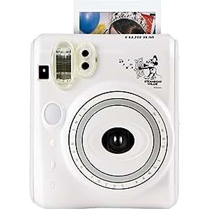 FUJIFILM インスタントカメラ チェキ instax mini 50S ミッキーマウス INS MINI 50S WT MICKEY