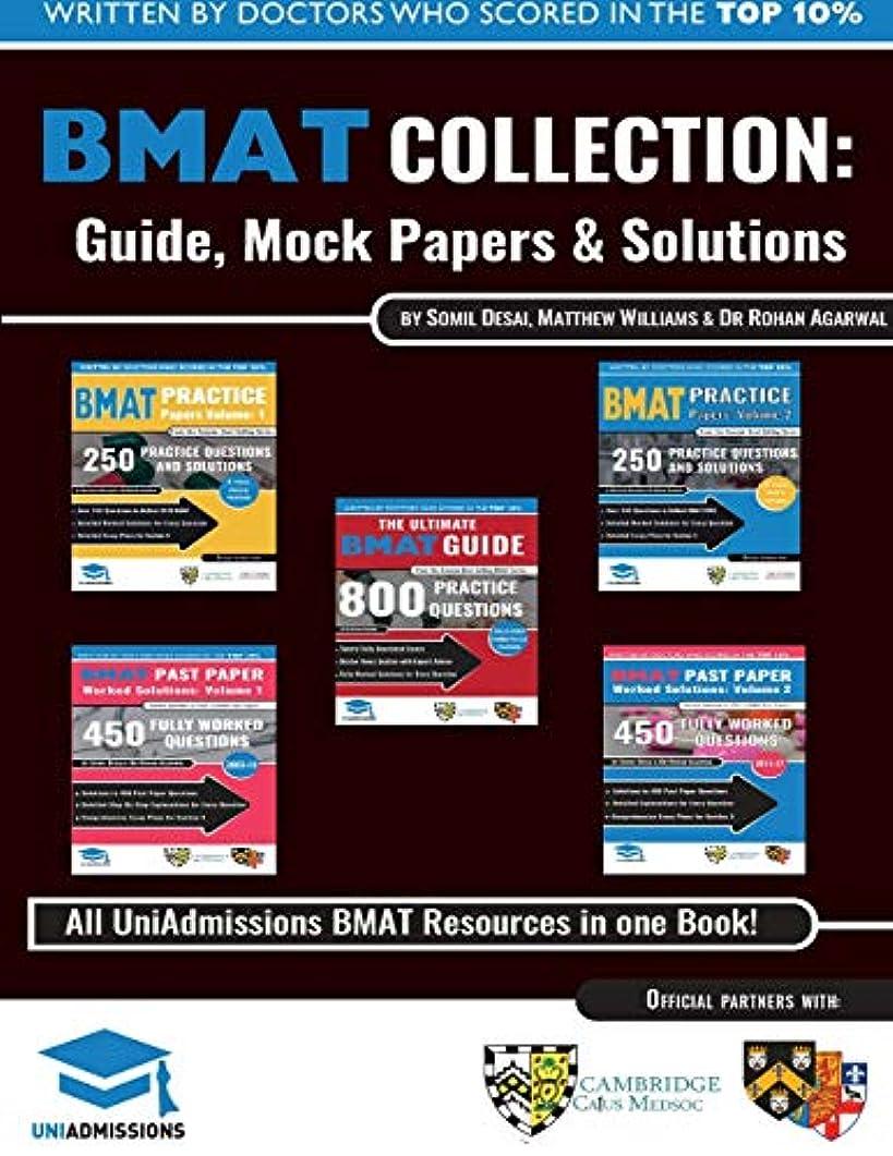 極小白内障スカイThe Ultimate BMAT Collection: 5 Books In One, Over 2500 Practice Questions & Solutions, Includes 8 Mock Papers, Detailed Essay Plans, 2019 Edition, BioMedical Admissions Test, UniAdmissions
