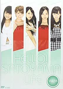 ハロー!SATOYAMAライフ Vol.14 [DVD]