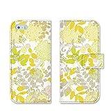 docomo au softbank iPhone 7 iphone 7 4.7インチ ストラップホール付 jiang おしゃれ かわいい 手帳型 スマホケース 09花柄 21-ip7-ds0066-01