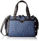 インディゴブルー レディース ハンドバッグ DE-MIXER STITCH NADJA - handbag X04062P1031 H4187 UNI