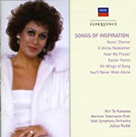Songs of Inspiration by KIRI TE KANAWA (2005-02-21)