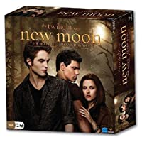 Collector's Twilight and New Moon The Movie Board Games by Cardinal
