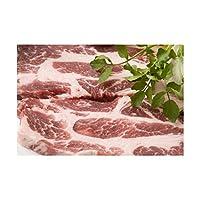 イベリコ豚肩ロースステーキ 2kg