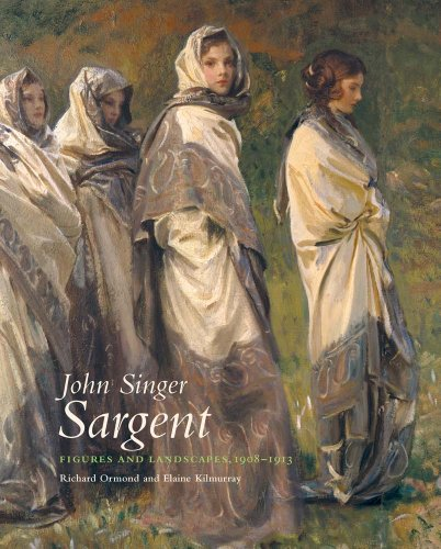 John Singer Sargent: Figures and Landscapes 1908–1913: The Complete Paintings, Volume VIII (The Paul Mellon Centre for Studies in British Art)