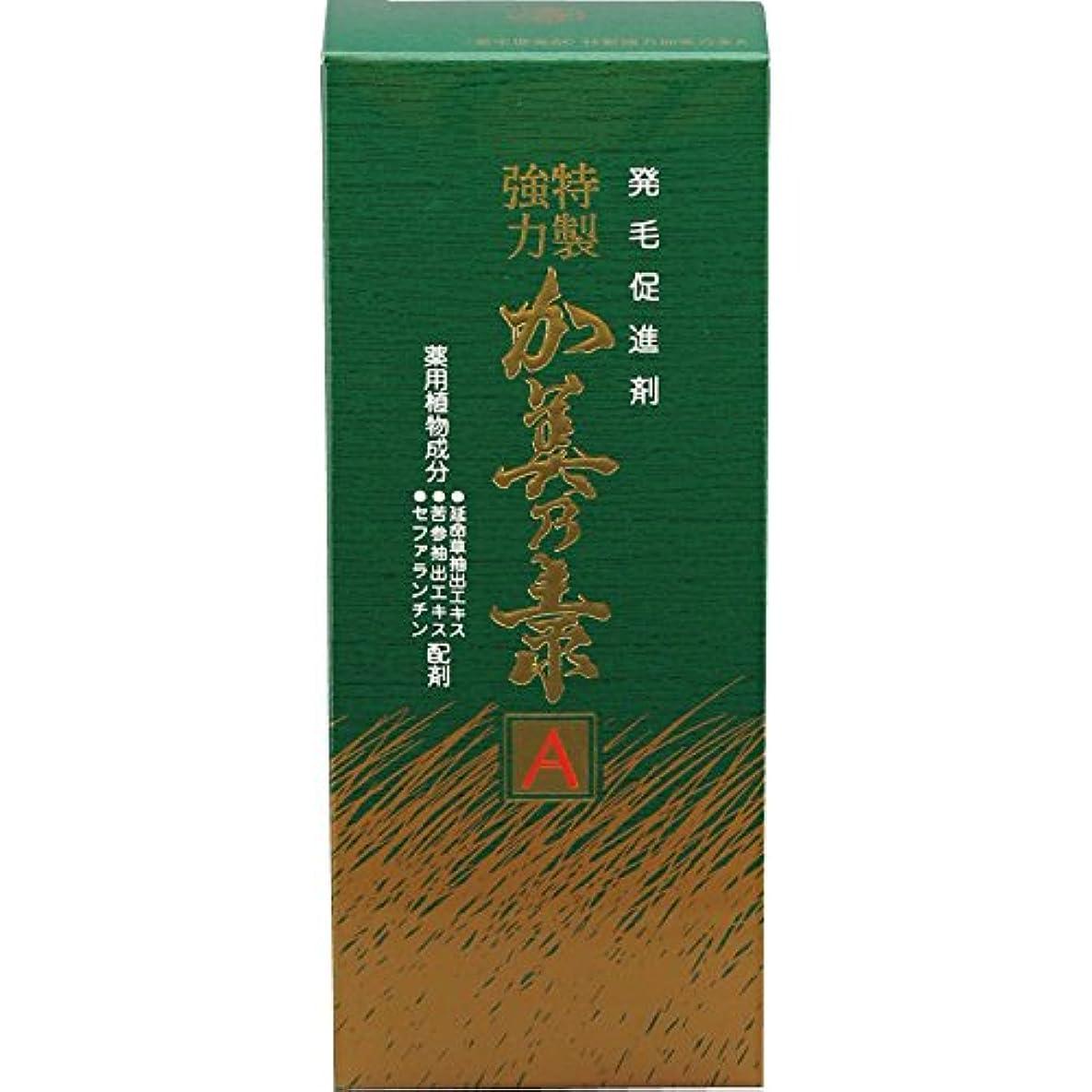 紳士ハックおとこ特製強力加美乃素A フレッシュシトラスの香り 180mL 【医薬部外品】