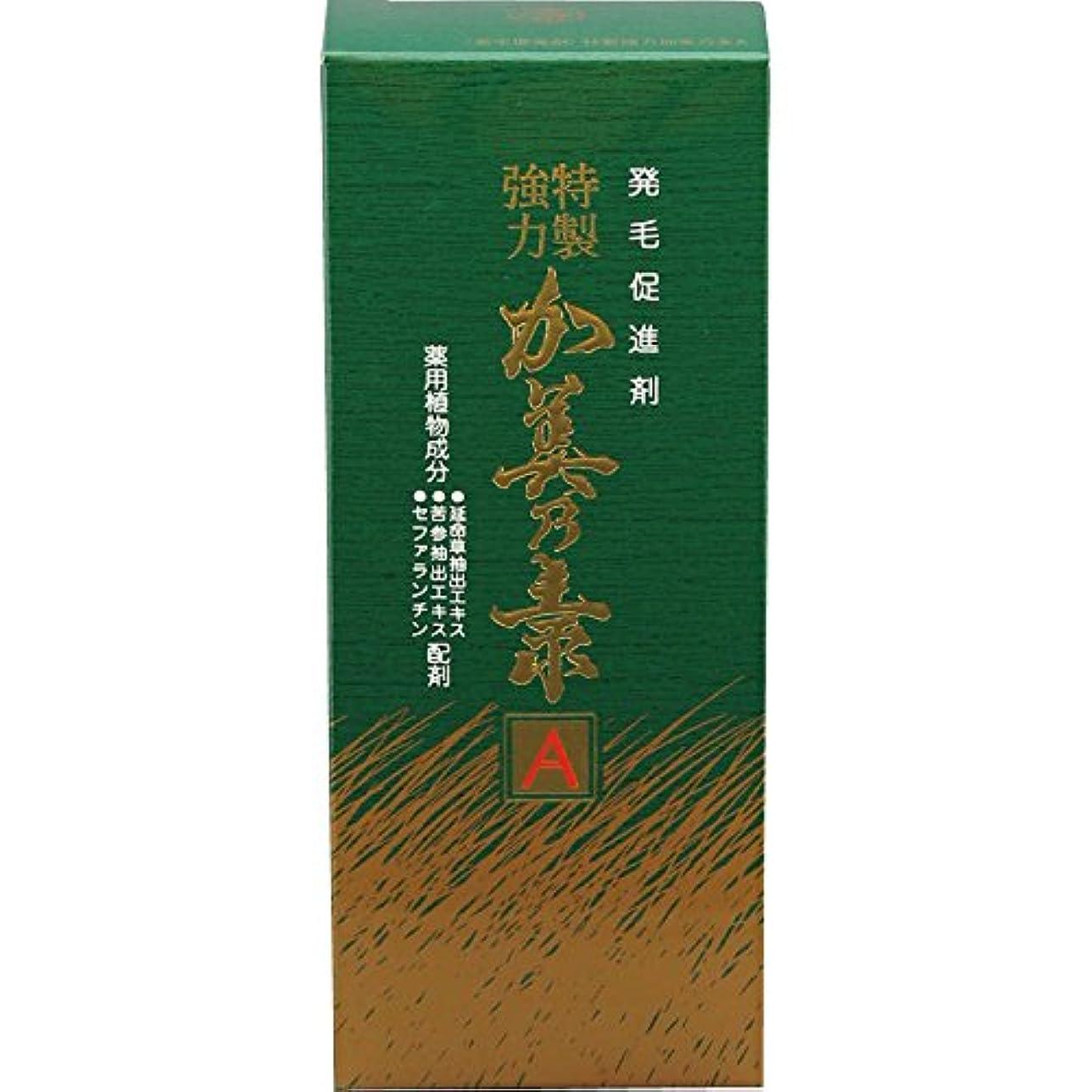 ベッドを作るご飯懸念特製強力加美乃素A フレッシュシトラスの香り 180mL 【医薬部外品】