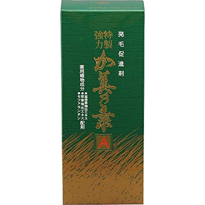 節約流星内向き特製強力加美乃素A フレッシュシトラスの香り 180mL 【医薬部外品】