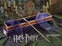 ハリーポッター 1/1スケール魔法の杖レプリカ アルバス・ダンブルドア専用