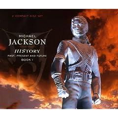 マイケル・ジャクソン_ヒストリー_音楽CD