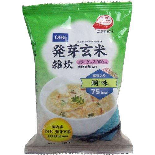 DHC 発芽玄米雑炊〈コラーゲン・寒天入〉 鯛味 10食入