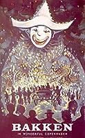 バッケンヴィンテージポスター(アーティスト: Bloch )デンマークC。1965 9 x 12 Art Print LANT-59839-9x12