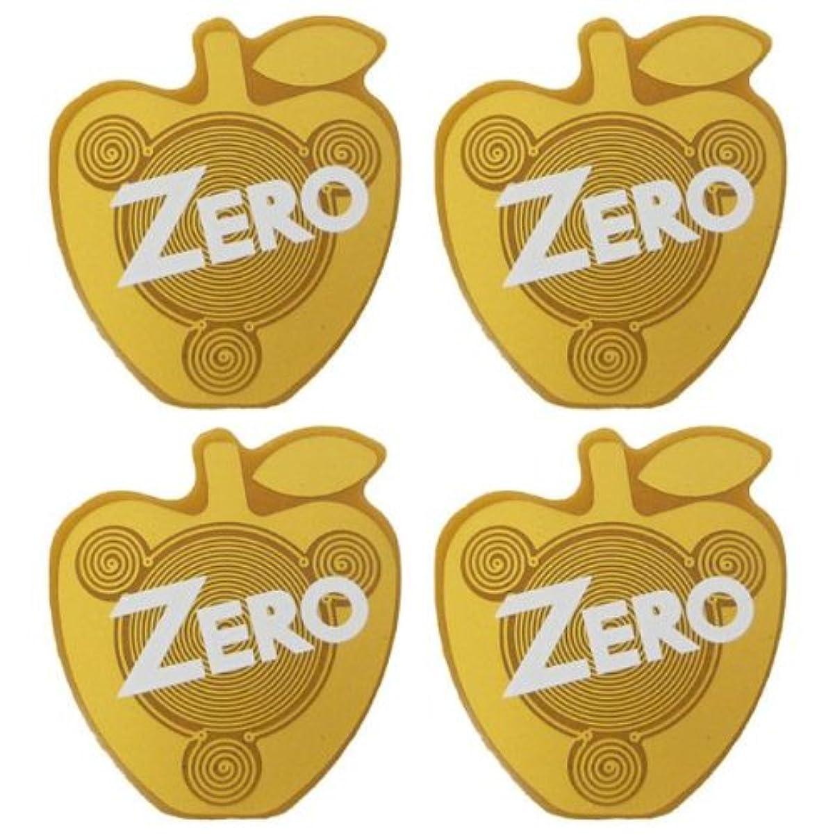 練習項目ホールスマートゼロ(ゼロ磁場発生基板) 4個 ZM-031?ゴールド