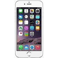 Apple au iPhone6 A1586 (MG4C2J/A) 128GB シルバー