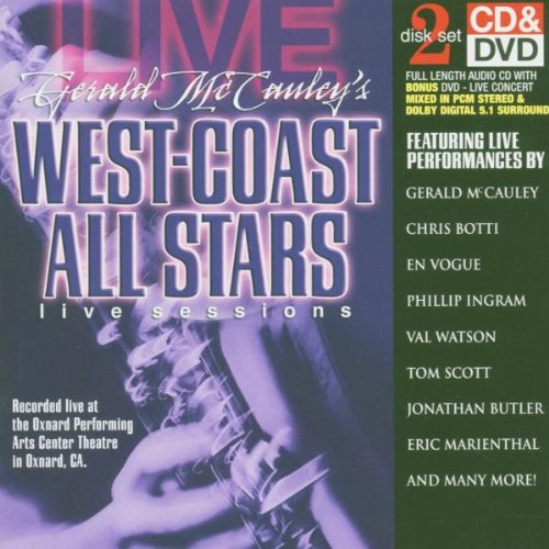 West Coast All Stars: Live Sessions