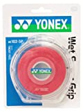 ヨネックス(YONEX) ウェットスーパーグリップ5本パック(5本入) ワインレッド AC1025P 037 -