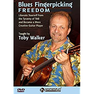 Blues Fingerpicking Freedom: Blues Fingerpicking [DVD] [Import]