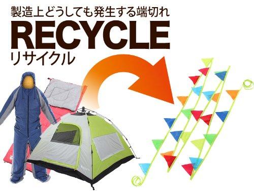 DOD リサイクルエコフラッグ RE1-148 9枚目のサムネイル