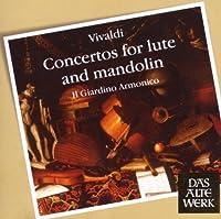 Vivaldi: Ctos for Lute & Mandolin by A. VIVALDI (2007-11-12)