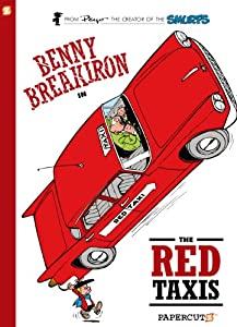 Benny Breakiron 1話 表紙画像