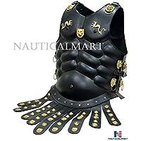 NAUTICALMARTアーマージャケット中世Suit ArmorジャケットマッスルSuit inブラック